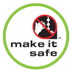 Child Safe - Make it Safe Logo