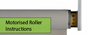 Motorised Roller Instructions